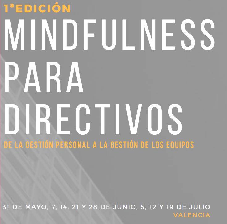 Nueva formación: «Mindfulness para directivos»